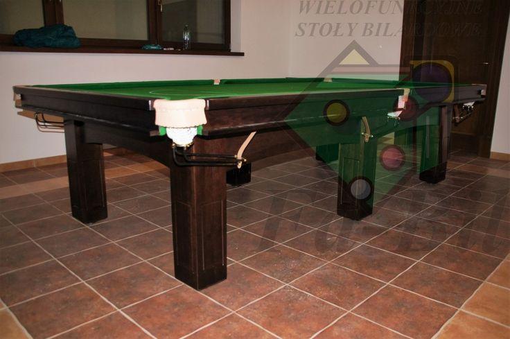 Stół Snooker ATLANTIC 10ft