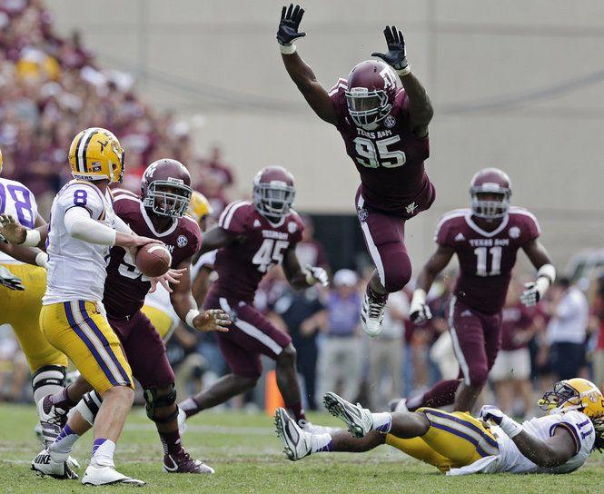 texas+atm+football | Texas A&M vs LSU football | NOLA.com