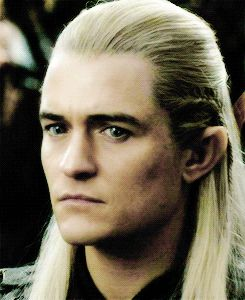 Legolas Greenleaf GIF part 2