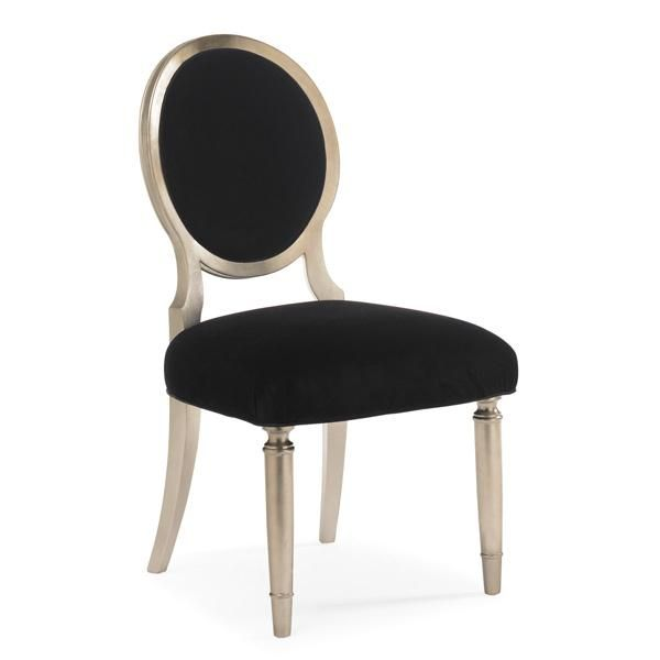 Dining Room:  Caracole chairs