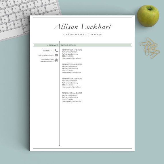 The 25+ best Teacher resumes ideas on Pinterest Teaching resume - teachers resume examples