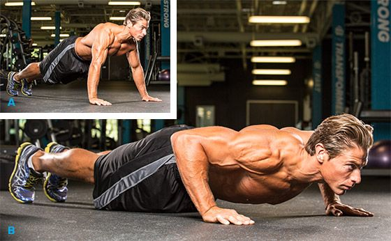 Chest Workouts For Men: The 6 Best Routines For A Bigger Chest - Bodybuilding.com