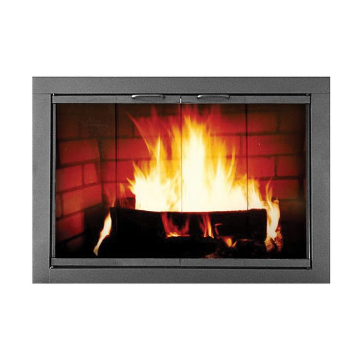 The Madison Masonry Fireplace Door - 17 Best Images About Masonry Fireplace Glass Doors For Brick