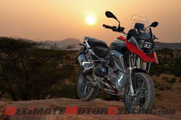 BMW Motorrad USA July Motorcycle Sales up 31.1 %