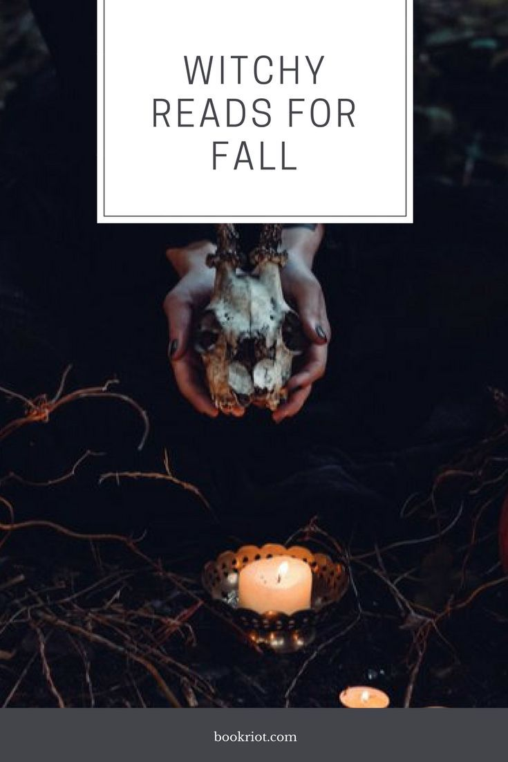 Witchy reads for fall