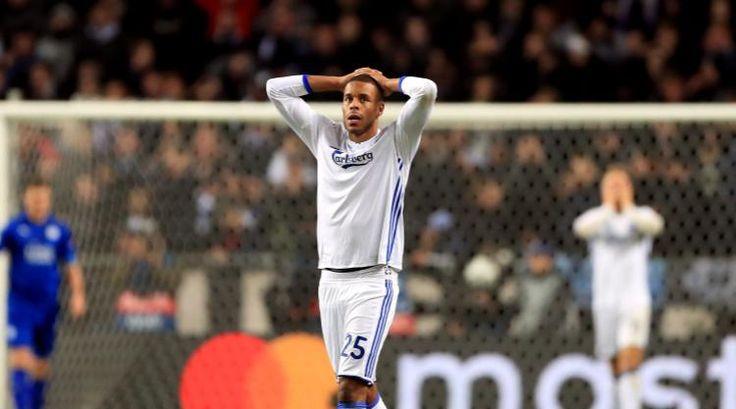 Claudio Ranieri hails Kasper Schmeichel after Leicester hang on in Copenhagen