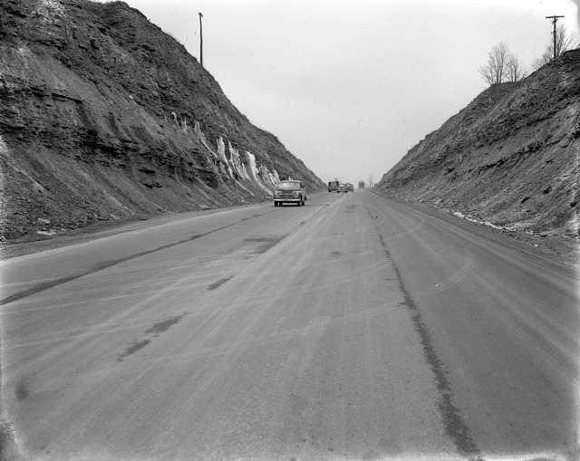 Clappison's Corners, 1952