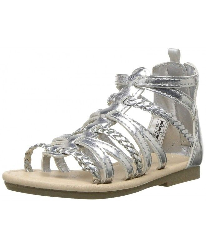 Kids Smile Girl's Gladiator Sandal