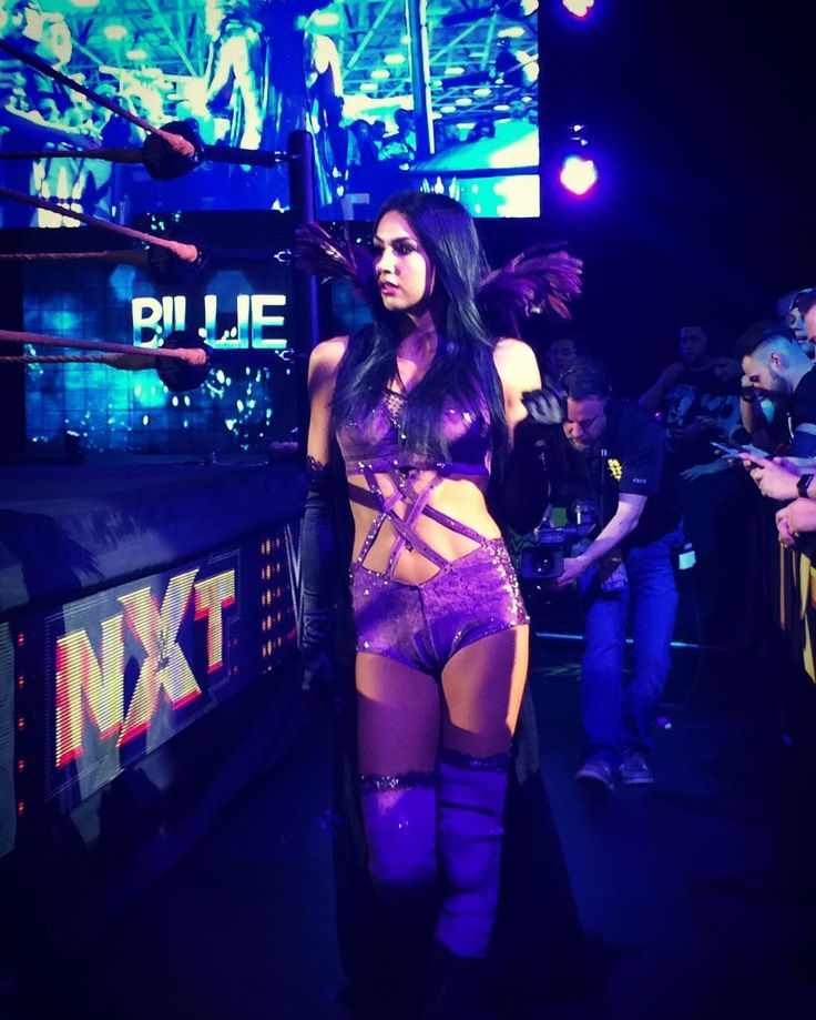 Iconic duo of wwe nxt peyton royce and billie kay show ass 8