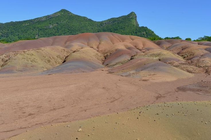 Seven Coloured Earth, Mauritius