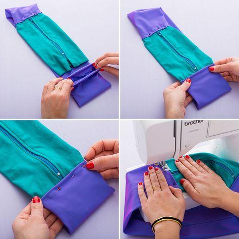DIY a running belt for an easy sewing project perfect for beginners. . . . . . der Blog für den Gentleman - www.thegentlemanclub.de/blog