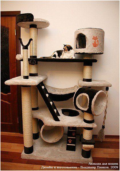 Игрушки для кошек и собак своими руками