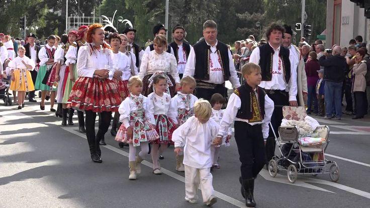 Slovácké slavnosti vína 2015