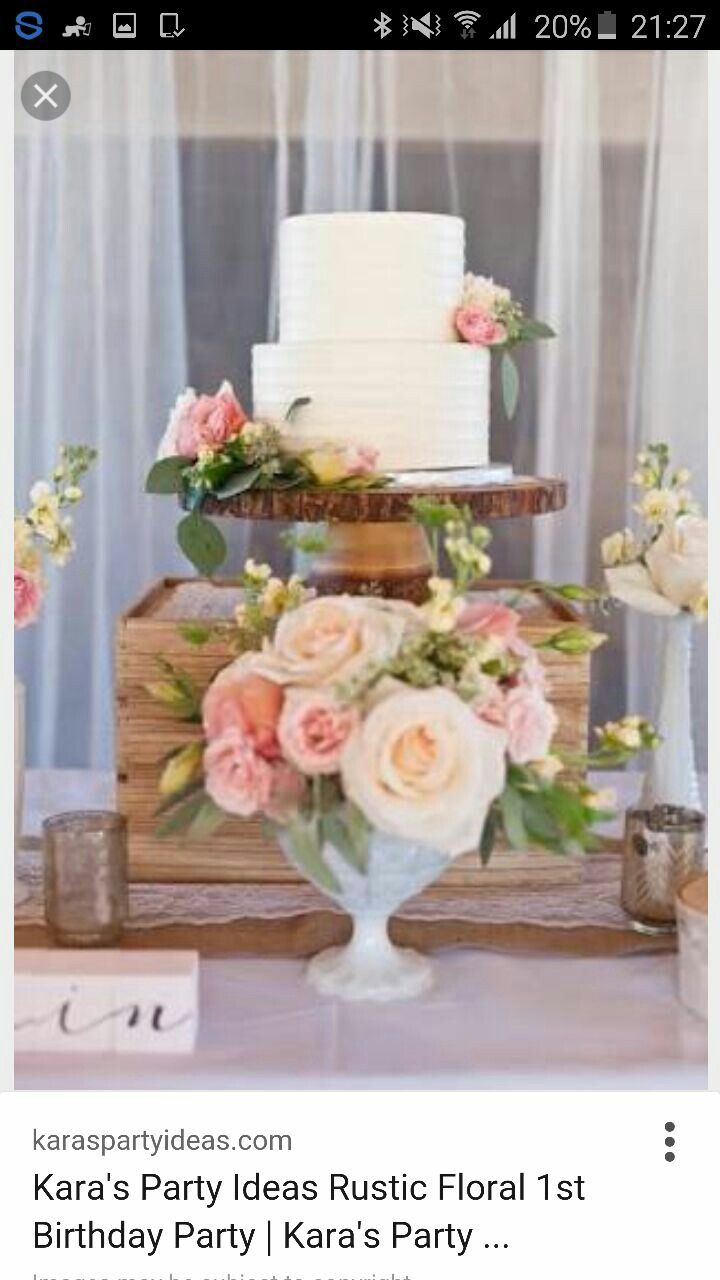 From kara s party ideas rustic dessert table display designed by - 726 Best Flores Images On Pinterest Flowers Flower Arrangements And Marriage