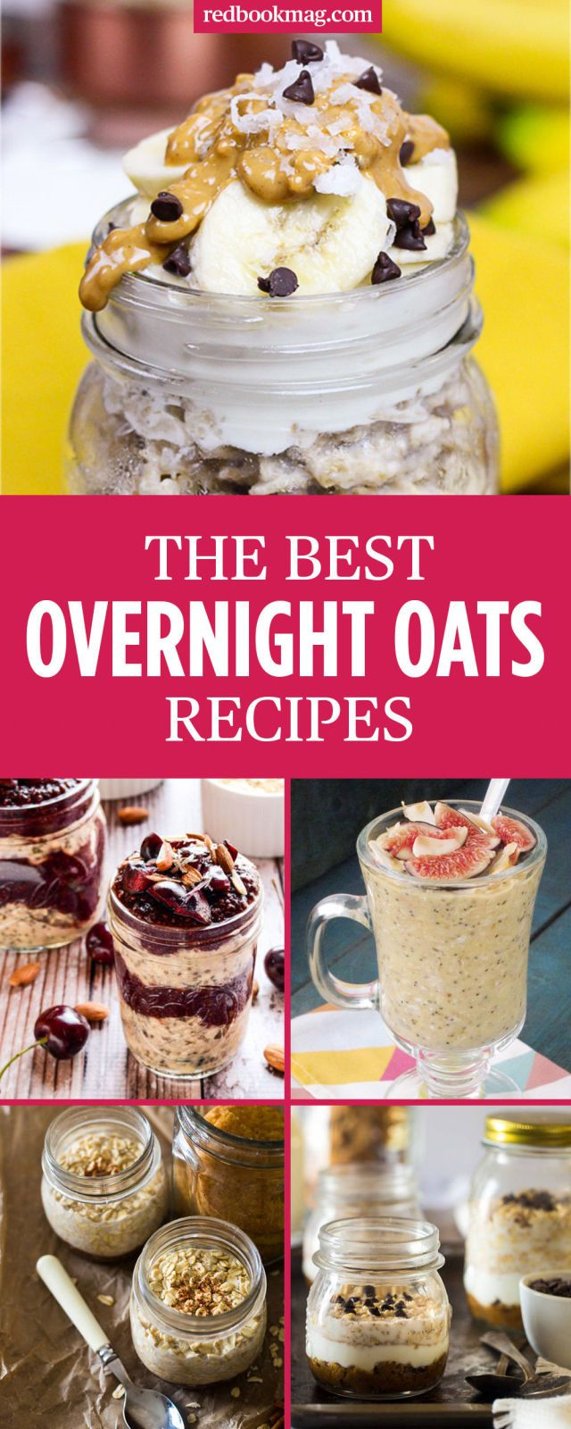 50 Ways to Make Overnight Oats and Totally Reboot Your Morning