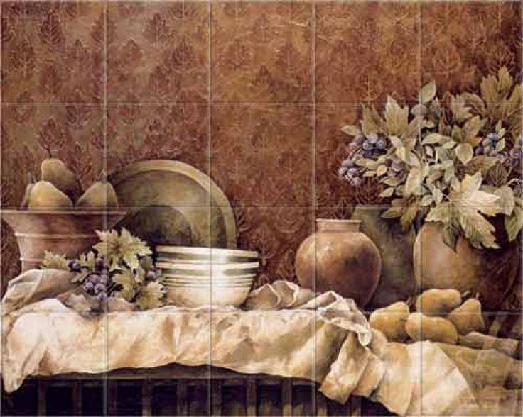 Kitchen Backsplash Tile Mural Pictures Rustic Tile Backsplash Kitchen  Design Ideas Kitchen Remodeling