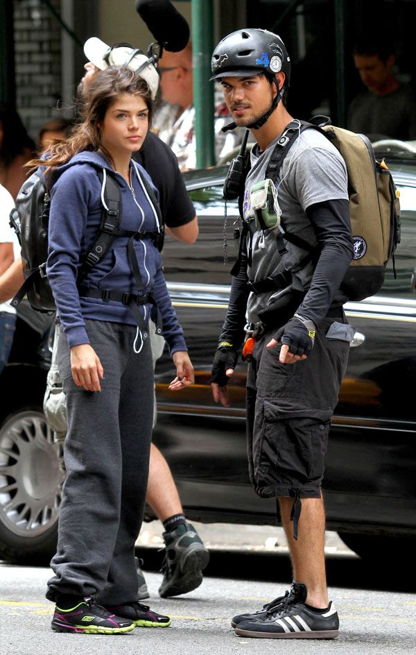 Taylor Lautner: Why He's So Attracted To New Girlfriend MarieAvgeropoulos