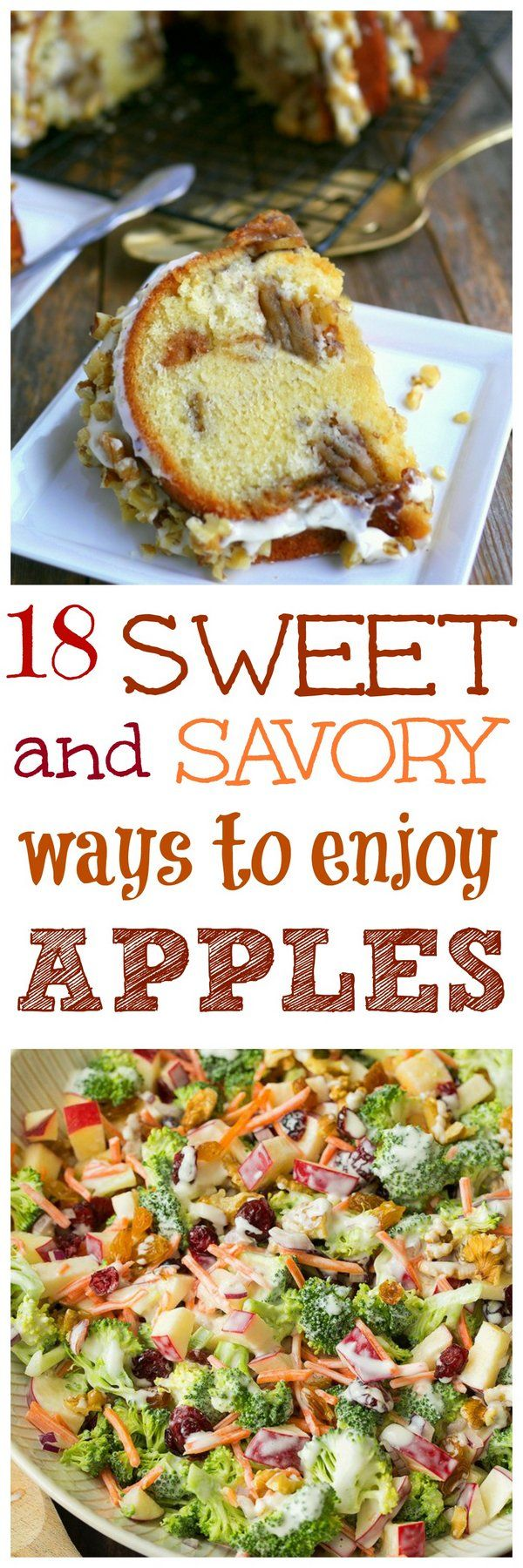 18 Sweet and Savory Ways to Enjoy Apples