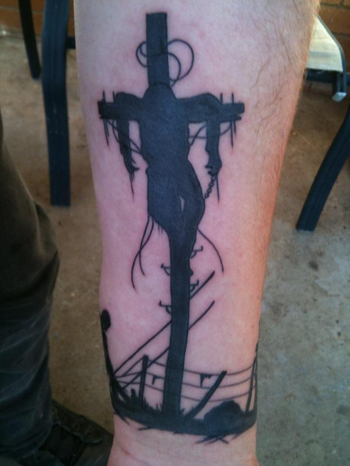 Atheist Tattoos, Religious Tattoos, etc. - Page 13 - AFA Forums