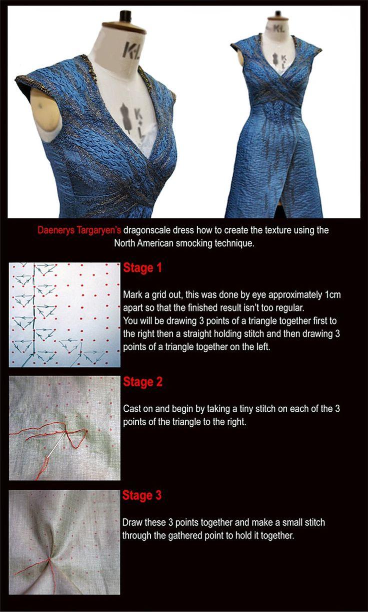 25 best game of thrones daenerys targaryen images on for Daenerys targaryen costume tutorial