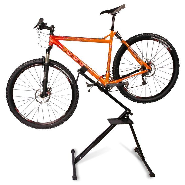 RAD Cycle EZ Fold Bicycle Repair Stand Bike Work Like a Pro Mechanic at Home
