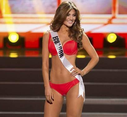 Miss Ecuador 2013 | Constanza Báez from Quito, Ecuador