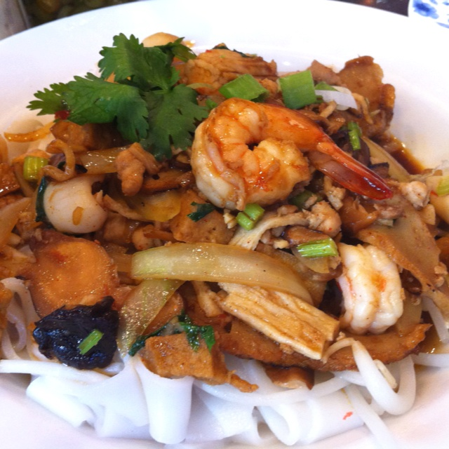 Guay Tiaw Lord Noodle from King of Thai Noodle House