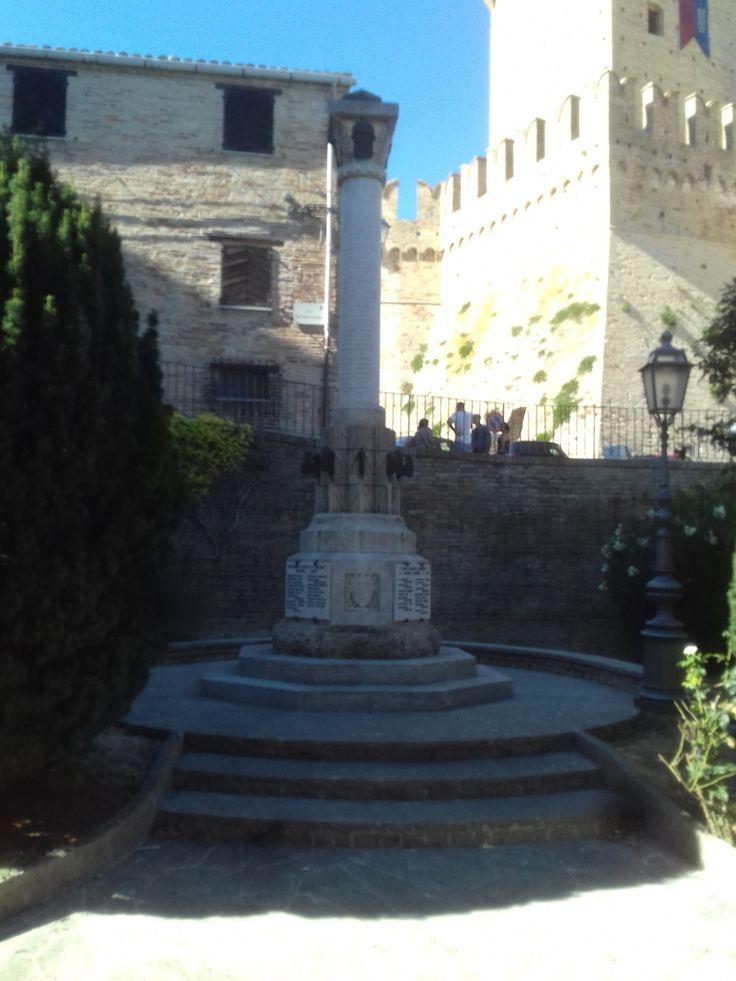 Offagna war memorial