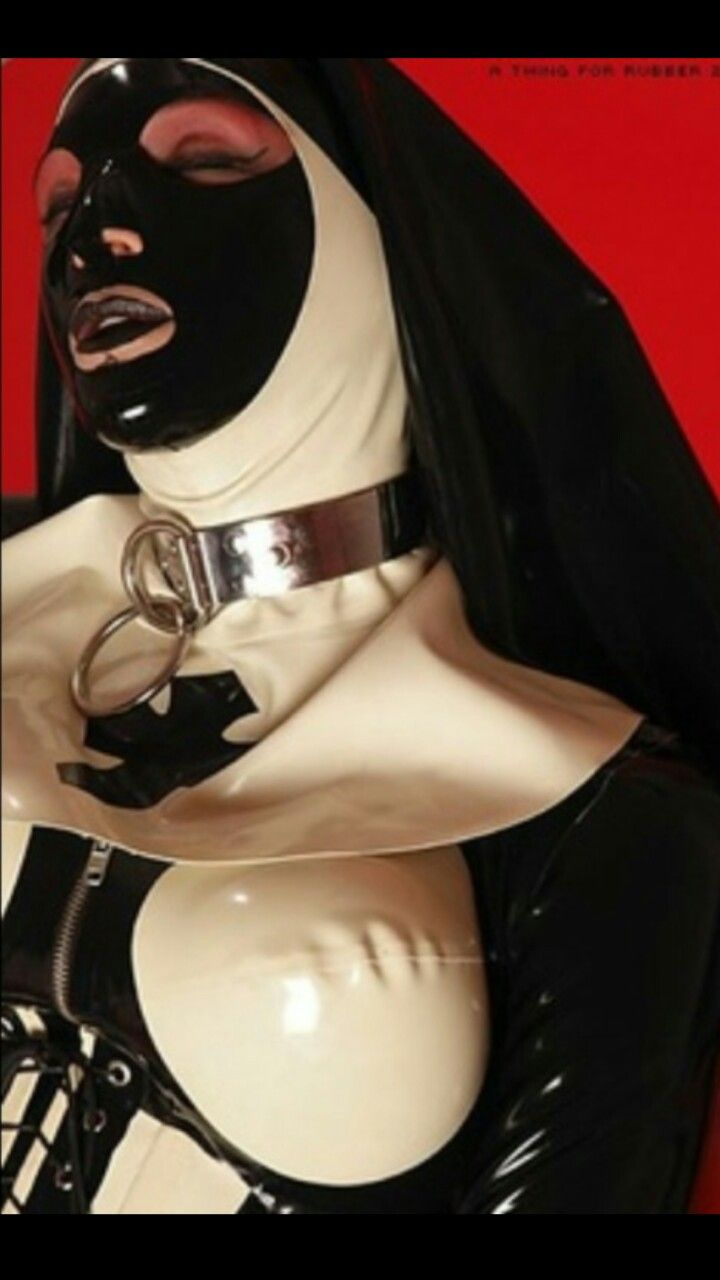 This Sissy Nun Is Getting Too Excited Its Shocking Full Waist Steel Chastity Belt Is About To Start And Wont Finish For A Hour This One Neve