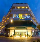 #Hotel: GRAN TURQUESA PLAYA HOTEL, Tenerife - Canary Islands, SPAIN. For exciting #last #minute #deals, checkout #TBeds. Visit www.TBeds.com now.