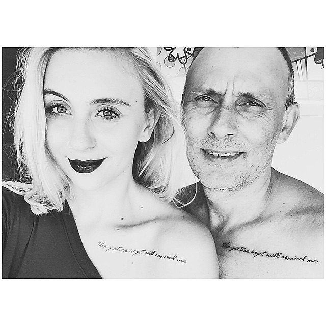 13 Tattoos For Dads With Daughters: 17 Best Ideas About Father Daughter Tattoos On Pinterest