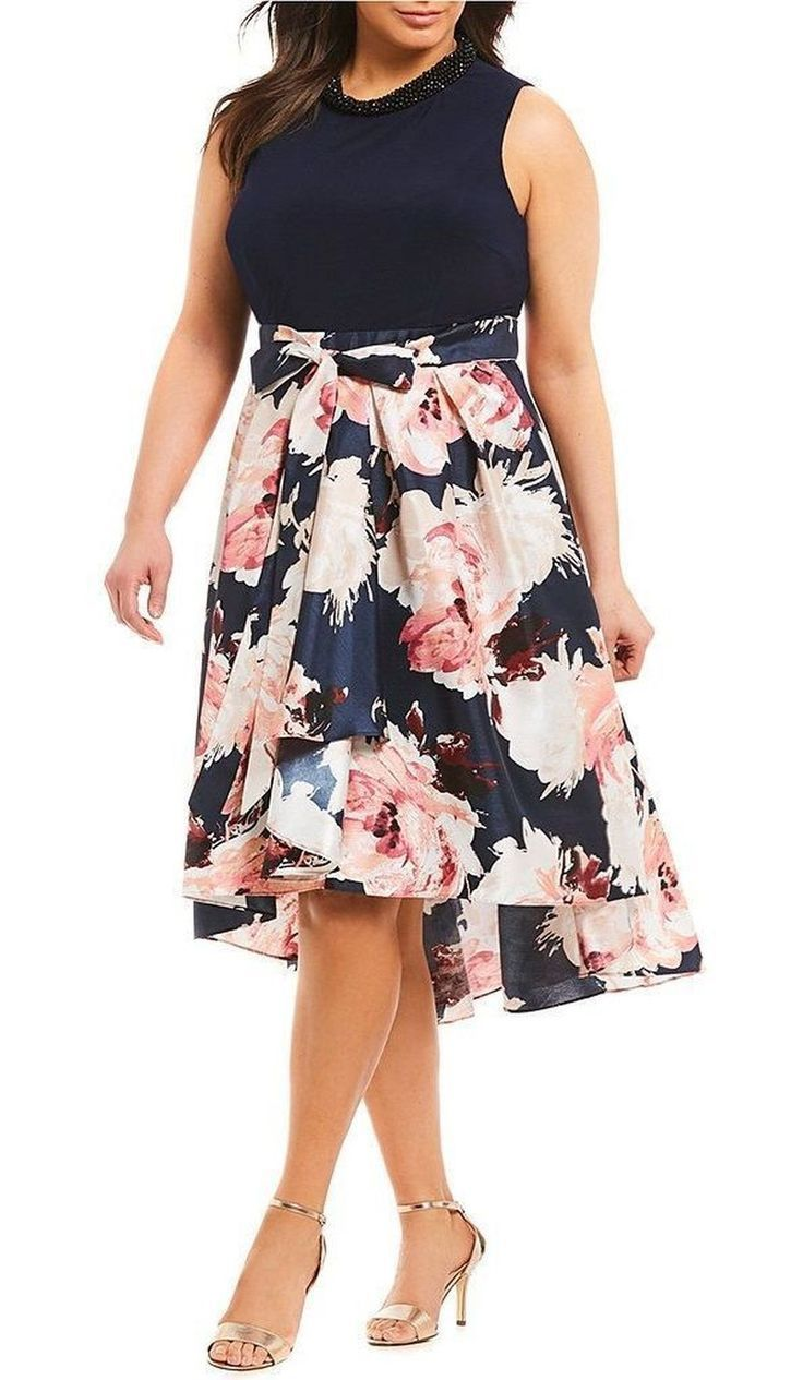 Plus Size Summer Dresses Plus Size Summer Dresses Plus Size Wedding Guest Dresses Plus Size Summer Outfit [ 1265 x 736 Pixel ]