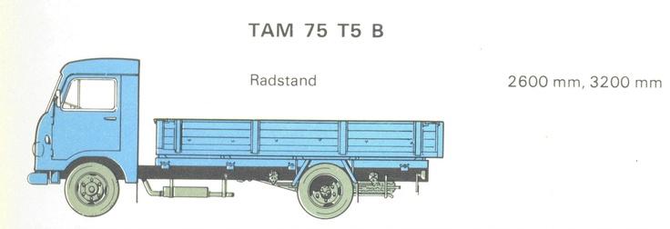 TAM 75 T5