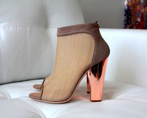 heel: Heel Dress Like This, Fashion, Style, High Heels, Rose Gold Heels, Glorious Shoes