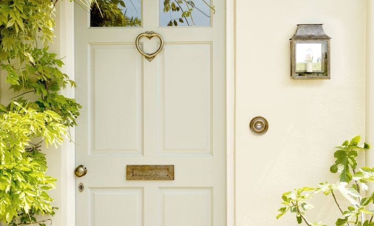 Our #Heart #Door #Knocker is now available in our #stunning #antiqued #brass.
