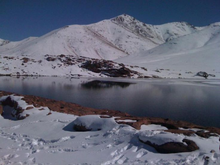 Oukaimeden Lake - The Main Ski Resort of Morocco | Traveldudes.org