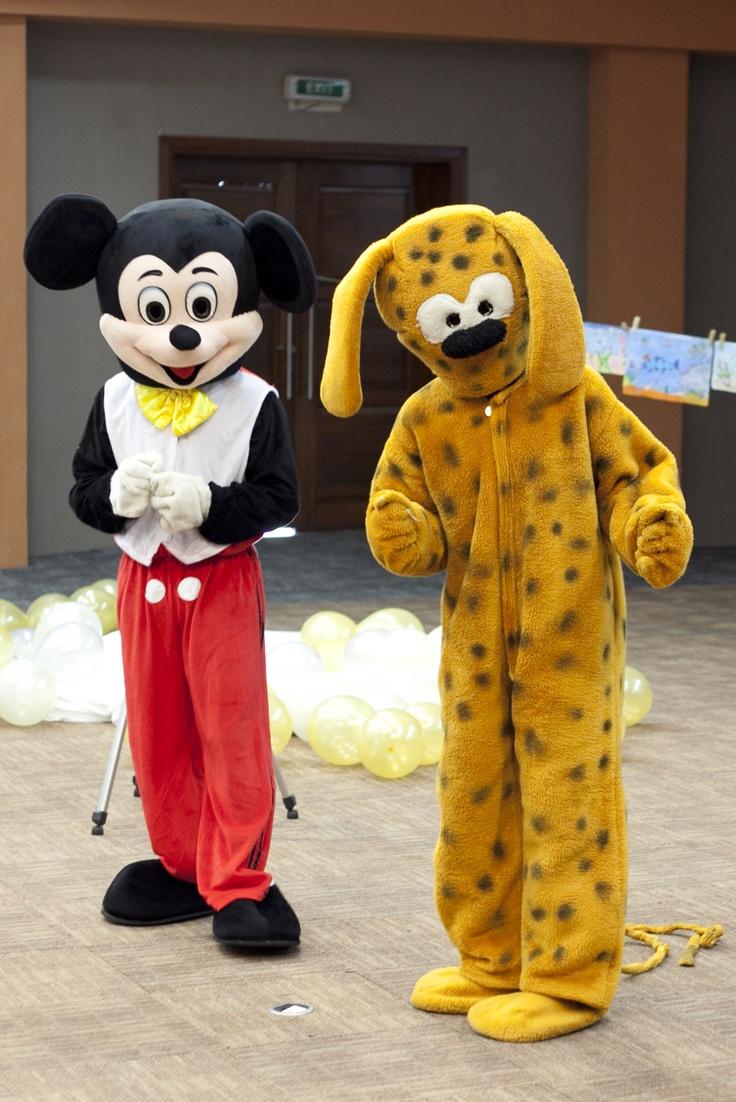 Mickey & Marsupilami