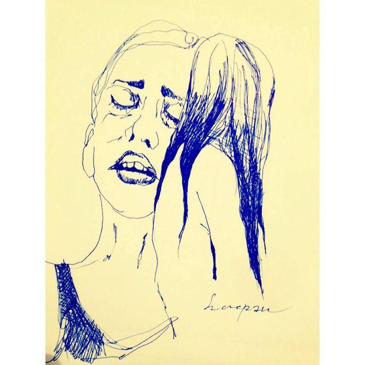 #pencil #drawing #outline #sketch #szczepanrysuje #handmade #ownart