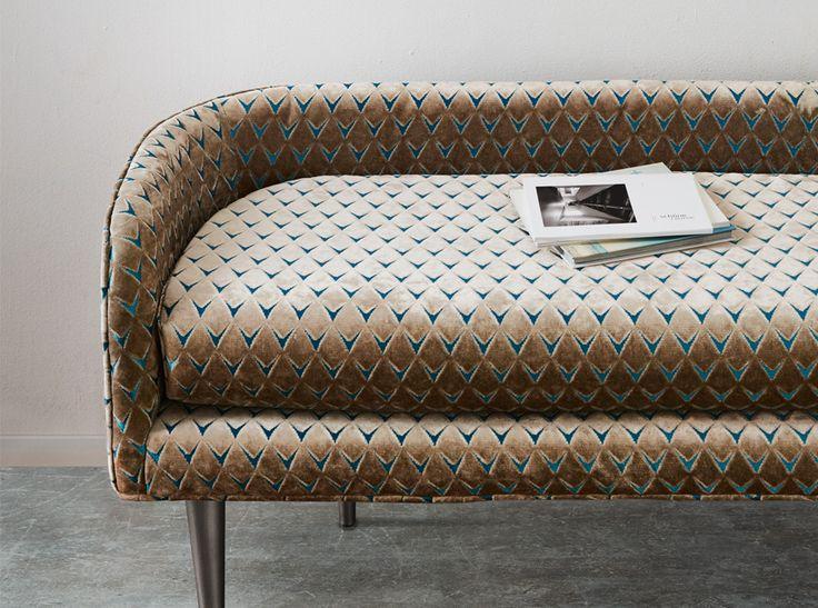 Bold Upholstery | Carnegie Fabrics