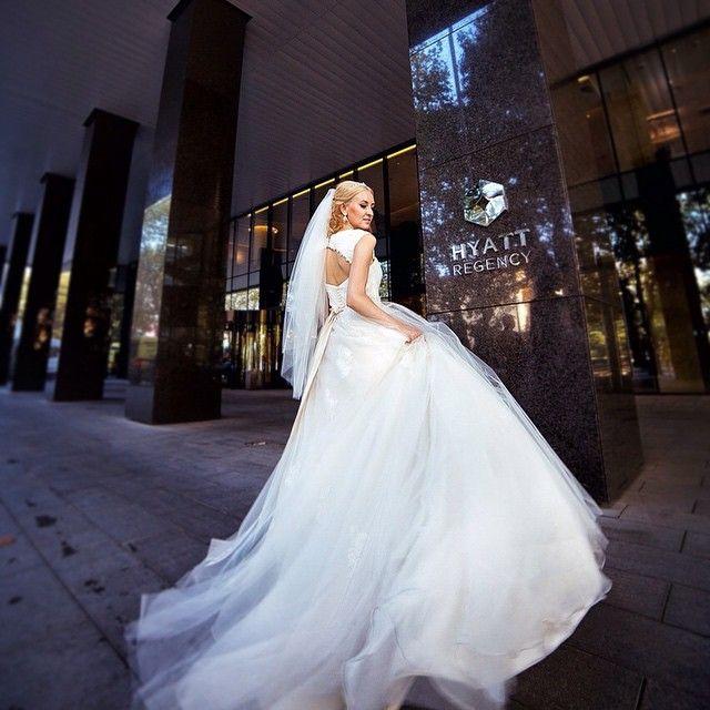 Wedding inspiration at Hyatt Regency Sochi.