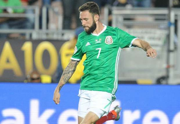 Miguel Layun helping Mexico all over field at Copa America