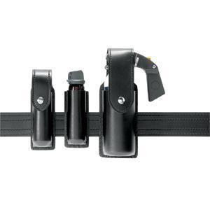 Safariland 38 OC Mace Spray Holder Black 1.5in x 6in