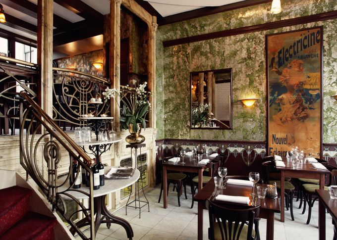De Belhamel - restaurant in Amsterdam located at Brouwersgracht 60, reservations advised but can be made online