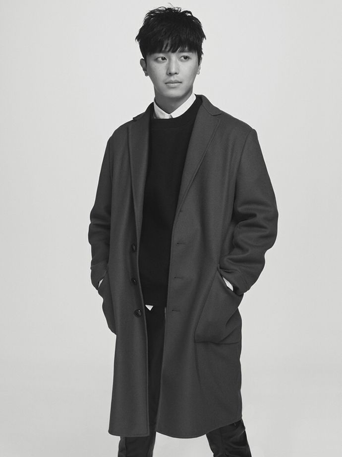 Extra October Zine Spreads: Jung Woo Sung, Lee Min Jung, & Yeon Woo Jin | Couch Kimchi