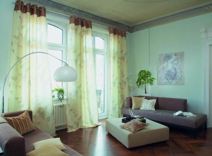 Amazing Living Room Curtains Designs