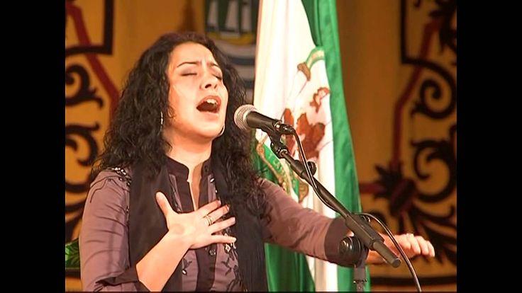 Himno de Andalucía por Ana Fargas