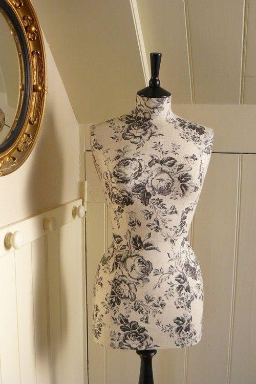 112 best Dress Forms images on Pinterest | Dress form mannequin ...