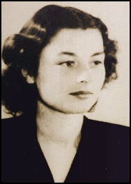 Violette Szabo. An SOE agent in occupied France, she regrouped a section of the French resistance on her first mission. Sadly she was captured on her second mission after running out of ammo in a gunfight. She was interrogated, tortured and executed at the age of 23. Her 4 year old daughter received Violette's posthumous  George Cross the following year.