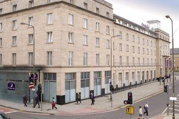 Edinburgh City (Haymarket) Hotel - premier inn