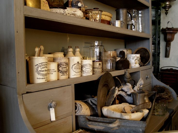 DAS 7.ZIMMER - an antique shop in Hamburg. Did I mention Hamburg is my favourite place to shop :)